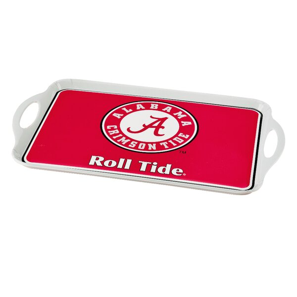 NCAA Melamine Serving Tray by BSI Products