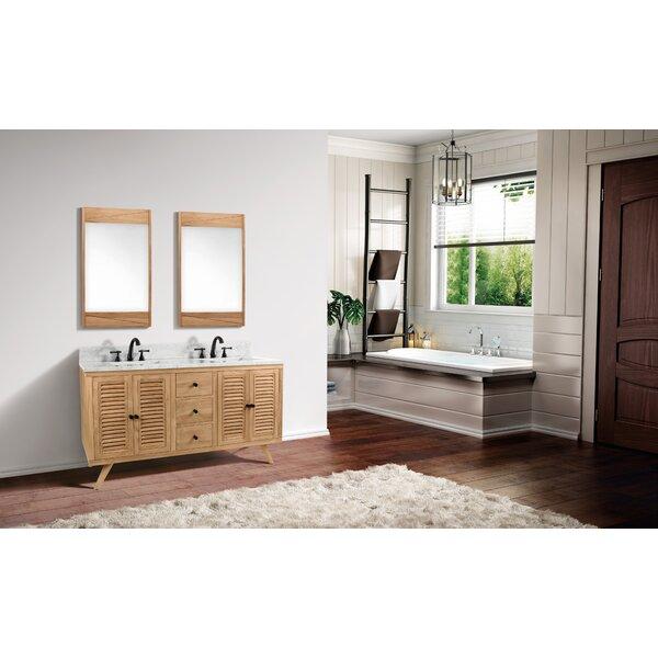 Toby 61 Double Bathroom Vanity by George Oliver