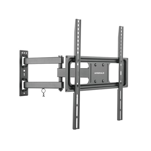 Full Motion Wall Mount for 32-55 TV Screen by Emerald