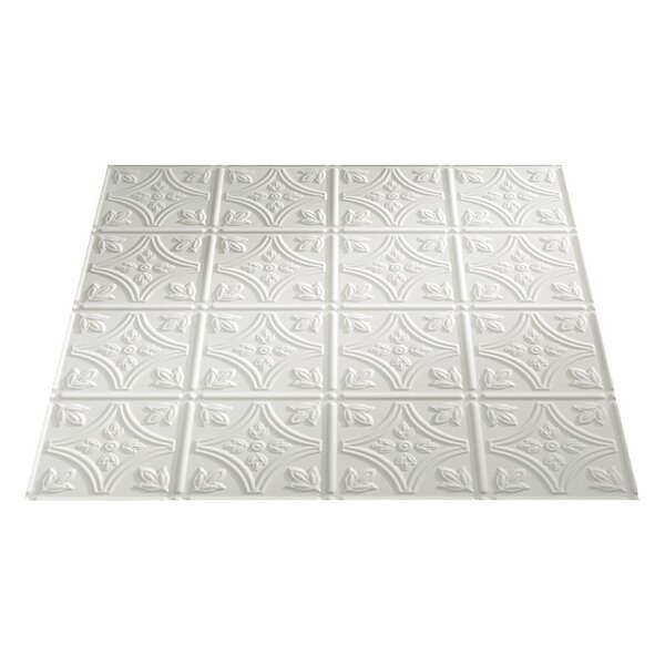 Traditional 1 2 ft. x 2 ft. Lay-In Ceiling Tile in