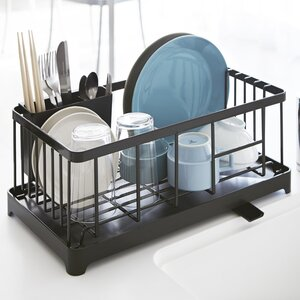 Tower Wire Dish Drainer Rack