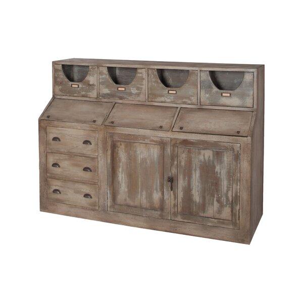 Liandra Kitchen Storage Accent Cabinet by Gracie Oaks