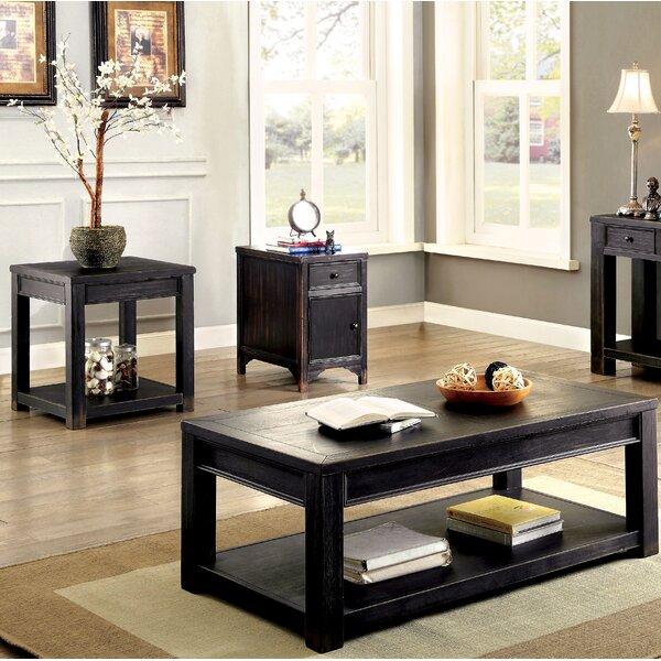 Rentz 3 Piece Coffee Table Set by Gracie Oaks Gracie Oaks