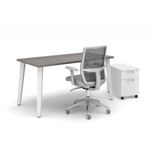 Reversible Desk and Chair Set
