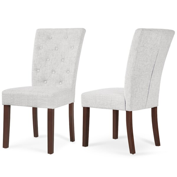 Maysville Upholstered Dining Chair (Set Of 2) By Gracie Oaks