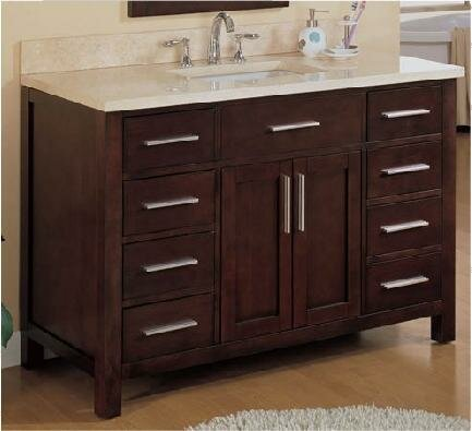 Monaco 48 Vanity Set by Empire Industries
