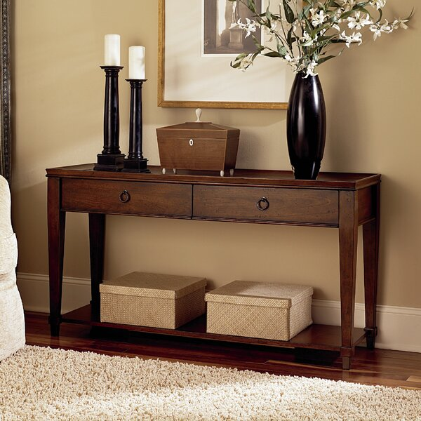 Fitzhugh Console Table by Darby Home Co