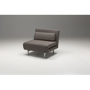 Iso Swivel Convertible Chair