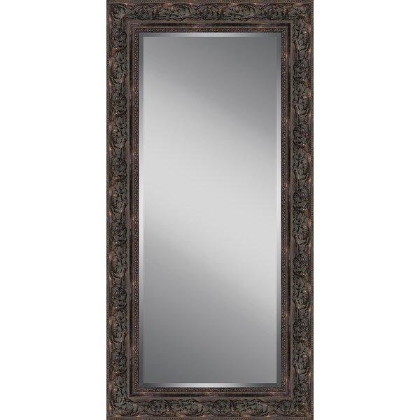 Decorative Wooden Beveled Plate Full Length Mirror by Ashton Wall Décor LLC