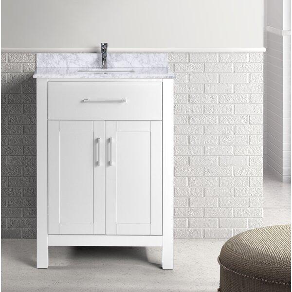 Prestwick 24 Single Bathroom Vanity Set by Breakwater Bay