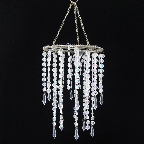 Heslov 2 Tier Crystal Chandelier (Set of 4) by House of Hampton