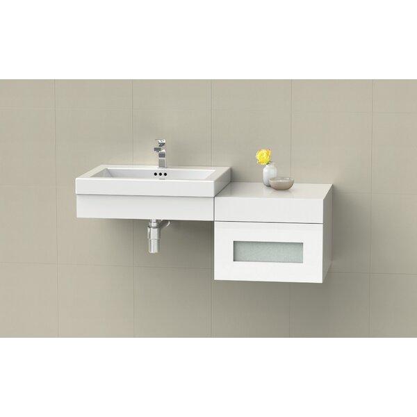 Adina 61 Double Bathroom Vanity Set