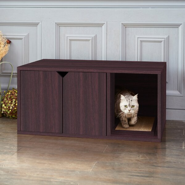 Armando Litter Box Enclosure by Archie & Oscar