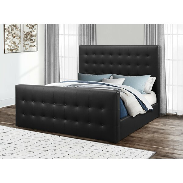 Erardo Upholstered Standard Bed by Latitude Run