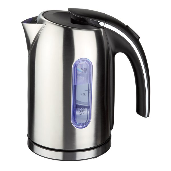 1.7-qt. Cordless Electric Tea Kettle by Cookinex