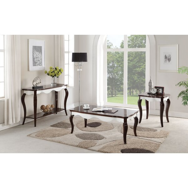 Daxten 3 Piece Coffee Table Set by Darby Home Co Darby Home Co