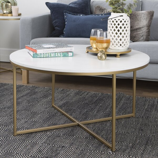 Wasser Coffee Table by Mistana