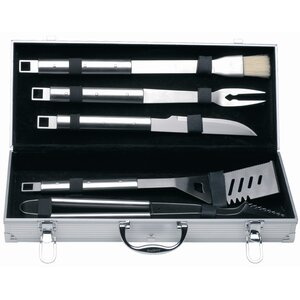 Cubo BBQ 6-Piece Grilling Tool Set