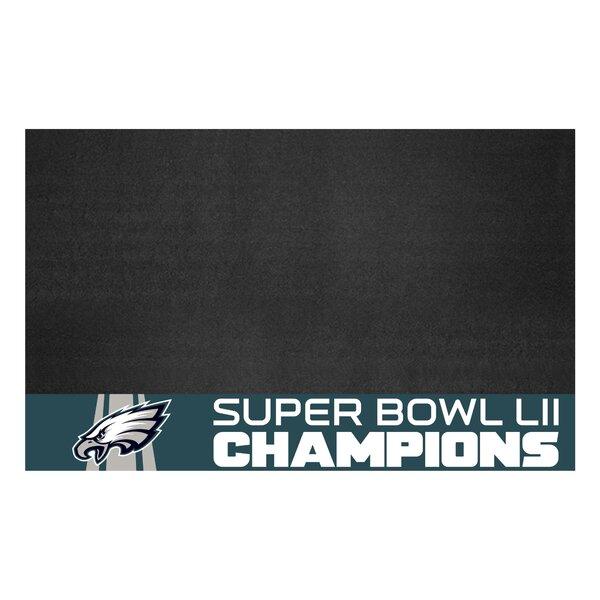 Philadelphia Eagles Grill Mat by FANMATS