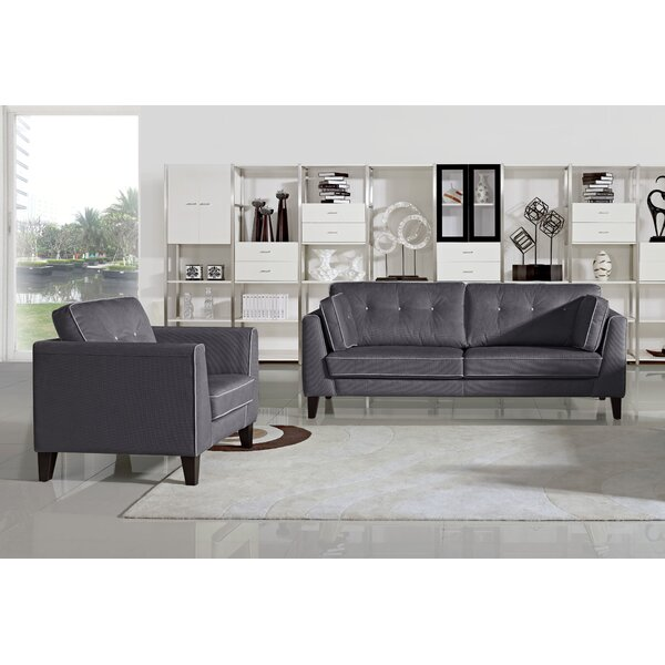 Mayfair Configurable Living Room Set by DG Casa