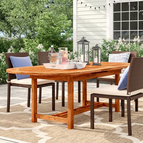 Brighton Dining Table by Sol 72 Outdoor