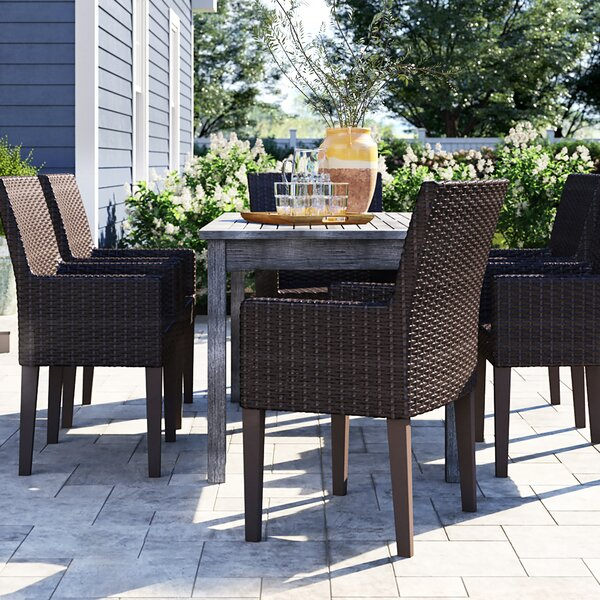 Tegan Patio Dining Chair (Set of 6) by Sol 72 Outdoor