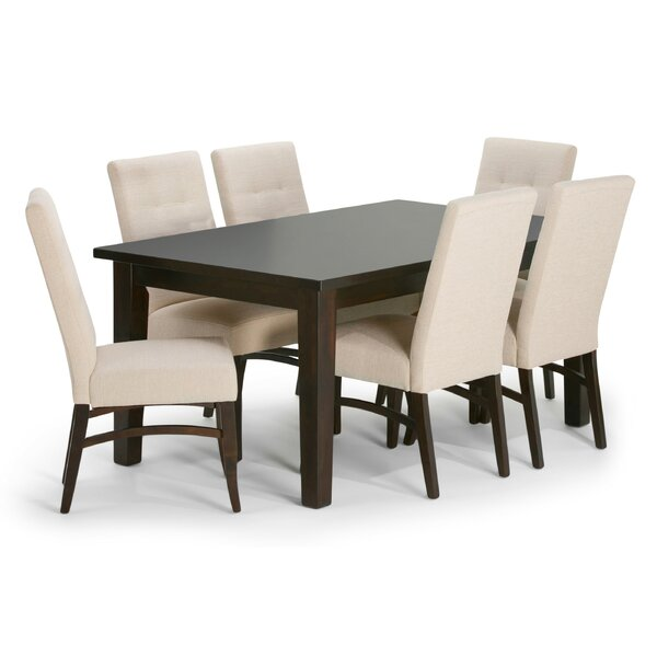 Bostrom 7 Piece Dining Set By Darby Home Co