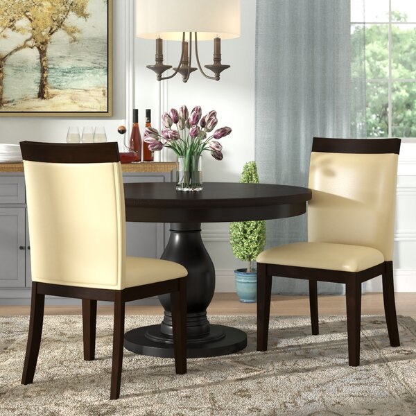 Connor Upholstered Dining Chair (Set of 2) by Latitude Run