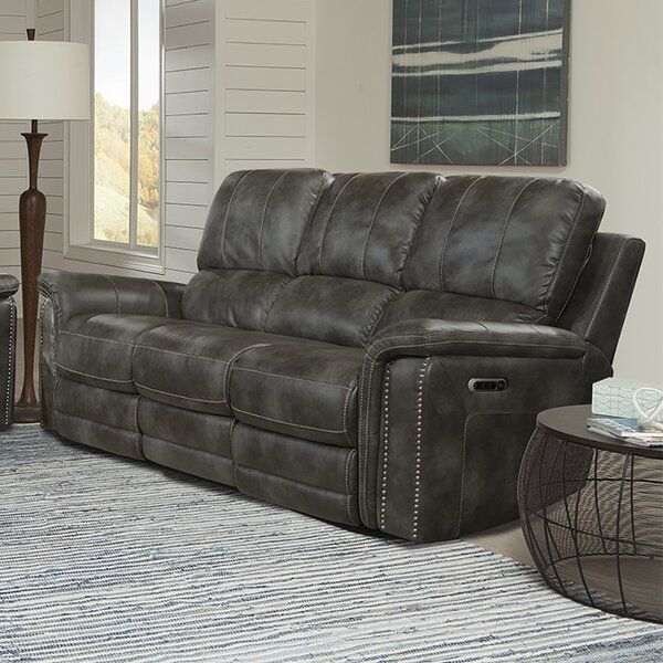 Pippin Reclining Sofa By Winston Porter