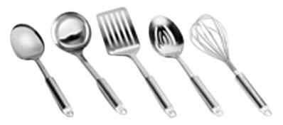 5 Piece Kitchen Utensil Set by Range Kleen