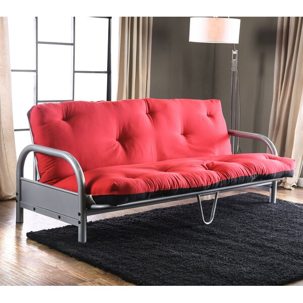 Erdenheim 6 Full Size Futon Mattress by Red Barrel Studio