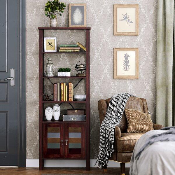 Bixton Standard Bookcase By Gracie Oaks