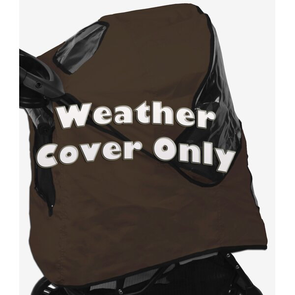 Pet Stroller Weather Cover for Happy Trails by Pet Gear