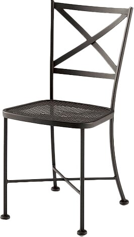 Cafe Classics Genoa Patio Dining Chair by Woodard