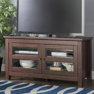Flavio 44 Wood TV Stand for TVs up to 48