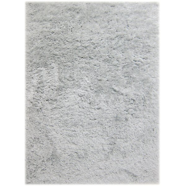 Florala Gray Area Rug by Wrought Studio