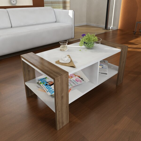 Pythagoras Modern Coffee Table by Wrought Studio