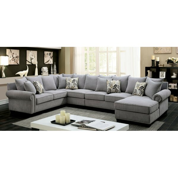 Bradninch Left Hand Facing Sectional By Canora Grey
