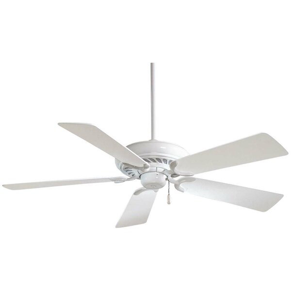 52 Supra 5 Blade Ceiling Fan by Minka Aire