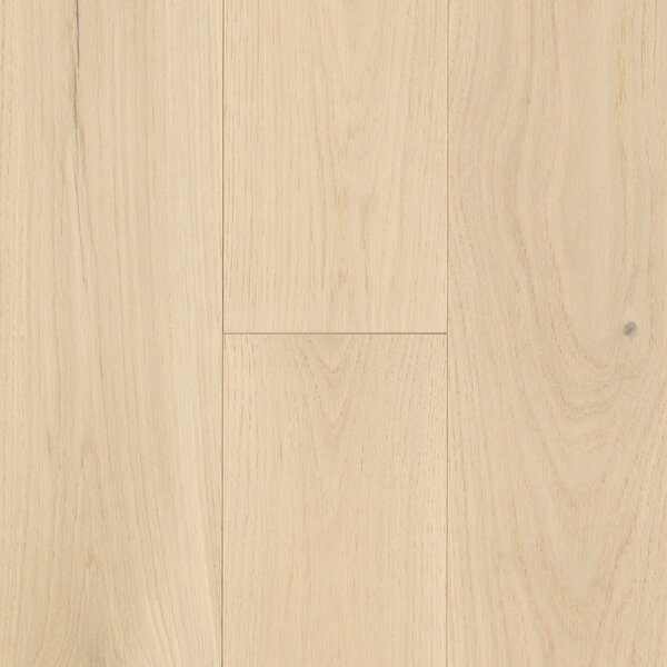 Coastal Allure 7 Engineered Oak Hardwood Flooring in Coastline White by Mohawk Flooring