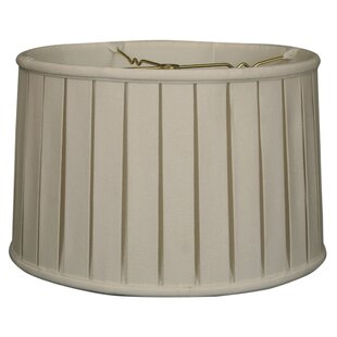 Read Reviews 18 Linen Drum Lamp Shade By Alcott Hill
