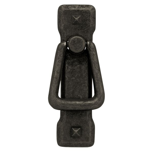Mission Style Decorative 2 1/2 Center Ring Pull by Liberty Hardware