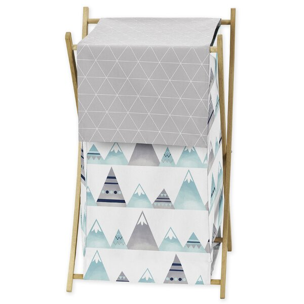 Mountains Laundry Hamper by Sweet Jojo Designs