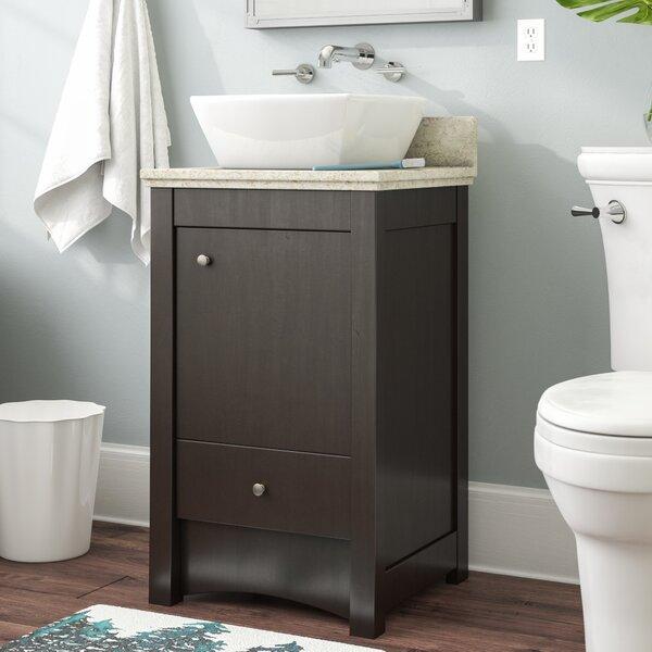 Alburgh 20 Single Bathroom Vanity Set by Latitude Run