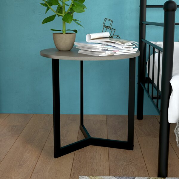 Lavenia End Table By Wrought Studio