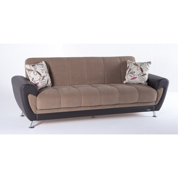 Solihull 3 Seat Sleeper Plato Sofa Bed by Orren Ellis