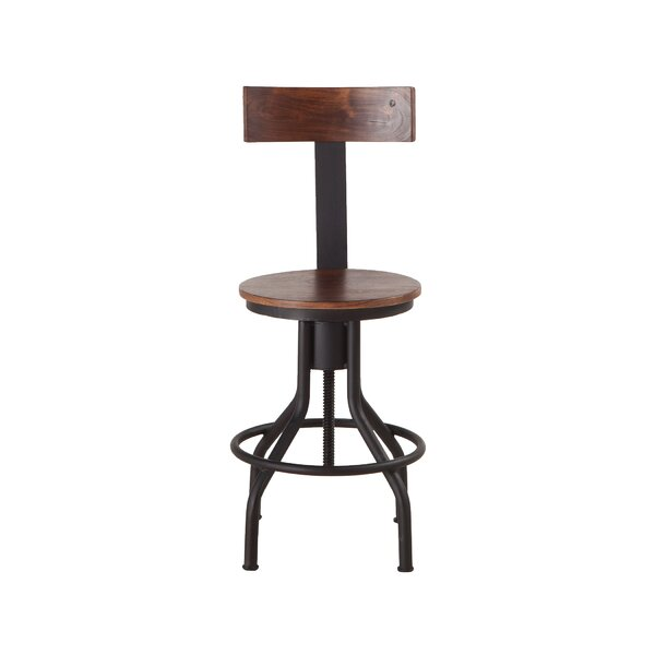 Haines Solid Wood Dining Chair (Set Of 2)