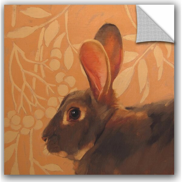 Diane Hoeptner The Hare Wall Decal by ArtWall