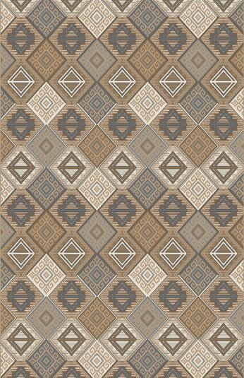 Forcalquier Ivory Area Rug by Loon Peak