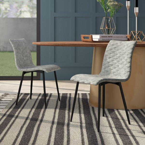 Bakken Side chair (Set of 2) by Mercury Row